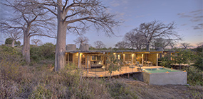 Jabali Private House - Robert Mark Safaris - Luxury African Safaris