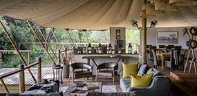 Stanley's Camp - Robert Mark Safaris - Luxury African Safaris