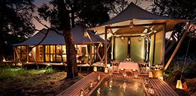Xaranna Okavango Delta Camp - Robert Mark Safaris - Luxury African Safaris