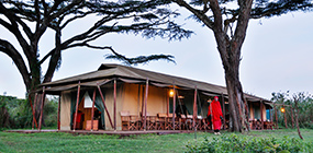 Lemala Ngorongoro Tented Camp - Robert Mark Safaris - Luxury African Safaris