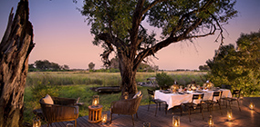 Xudum Okavango Delta Lodge - Robert Mark Safaris - Luxury African Safaris
