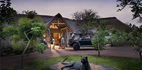 RockFig Safari Lodge - Robert Mark Safaris - Luxury African Safaris