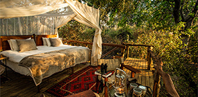 Sapi Springs Camp - Robert Mark Safaris - Luxury African Safaris