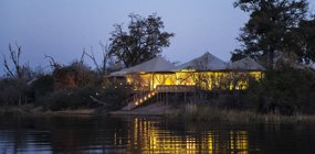 DumaTau Camp - Robert Mark Safaris - Luxury African Safaris