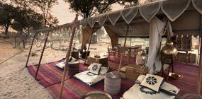 Selinda Explorer's Camp - Robert Mark Safaris - Luxury African Safaris
