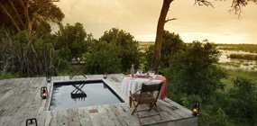 Zarafa - Robert Mark Safaris - Luxury African Safaris