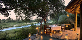 Dulini River Lodge - Robert Mark Safaris - Luxury African Safaris