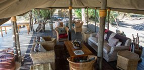 Busunga Bush Camp - Robert Mark Safaris - Luxury African Safaris