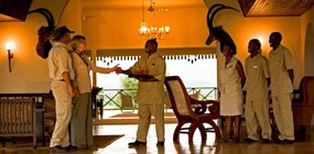 Chichele Presidential Lodge - Robert Mark Safaris - Luxury African Safaris