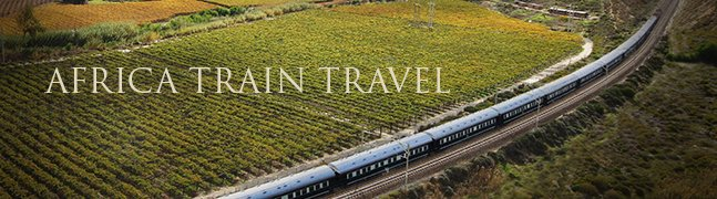Africa Train Travel - Robert Mark Safaris - Luxury African Safaris