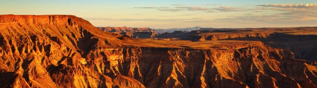 The Fish River Canyon - Robert Mark Safaris - Luxury African Safaris