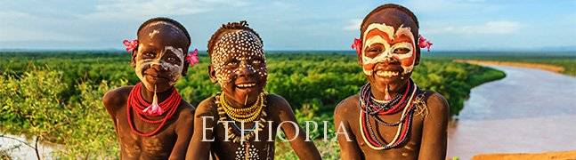 ETHIOPIA - Robert Mark Safaris - Luxury African Safaris