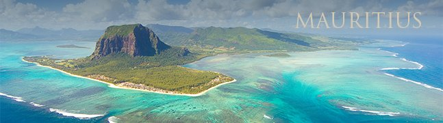 MAURITIUS  - Robert Mark Safaris - Luxury African Safaris