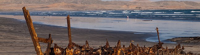 The Skeleton Coast - Robert Mark Safaris - Luxury African Safaris