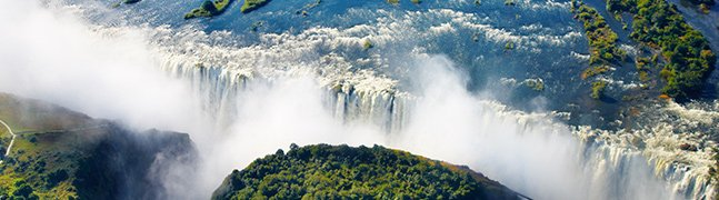 Victoria Falls & The Zambezi River - Robert Mark Safaris - Luxury African Safaris